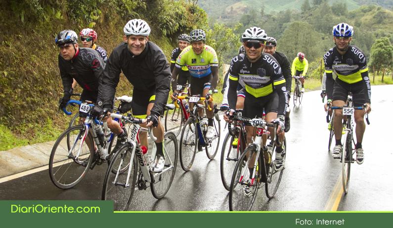 Photo of El 28 de Mayo en el Oriente se realizará La Ruta Colombia Sura el mejor evento recreativo de ciclismo del país