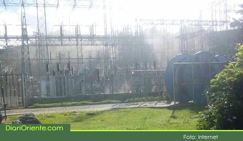 Photo of EPM confirmó que se registró un incendio en la central Playas ubicada en San Rafael.