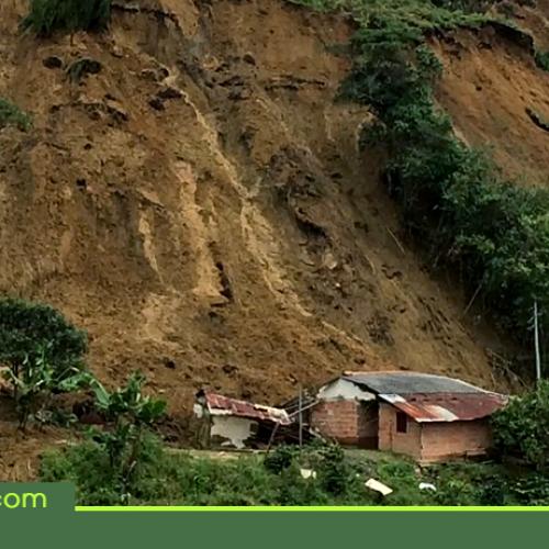 Crisis social en Sonsón por ola invernal, Alcaldía pide ayuda al Gobierno Nacional y Departamental