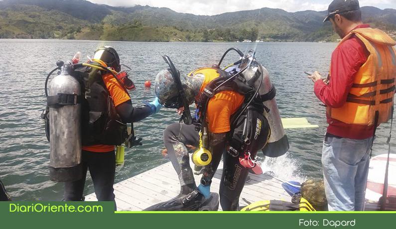 Photo of Continúa la búsqueda de los dos desaparecidos tras tragedia que dejó siete muertos en Guatapé