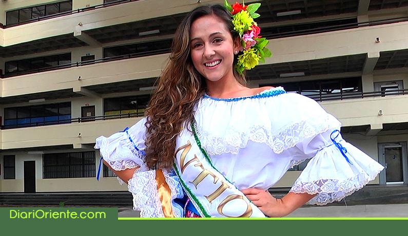 Photo of La rionegrera Viviana Tobón participará en el Reinado Nacional del Folclor representando a Antioquia