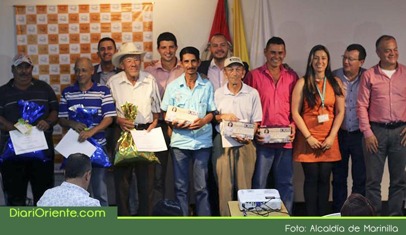 Photo of En Marinilla se promueve el Plan de Gestión Integral de Residuos Sólidos certificando a los recicladores