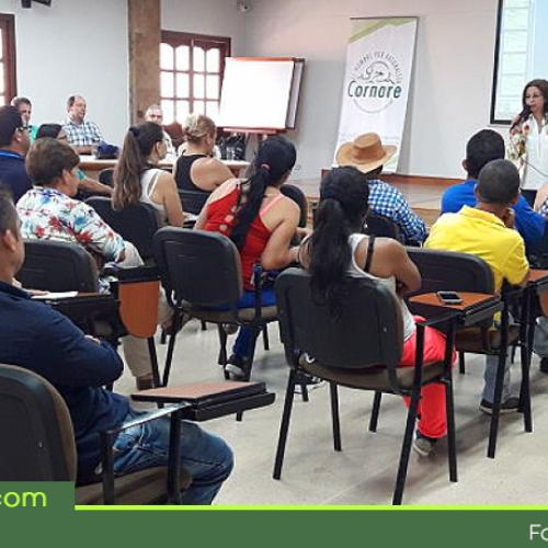 Con más de 300 personas se realizó segundo encuentro para fortalecer los grupos ecológicos de Cocorná