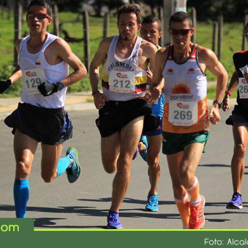 Avanzan las inscripciones para la media maratón en Rionegro