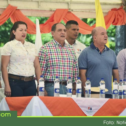 Gobernación y alcaldía de San Carlos firman convenio por $3.200 millones para adecuación de la planta de faenado