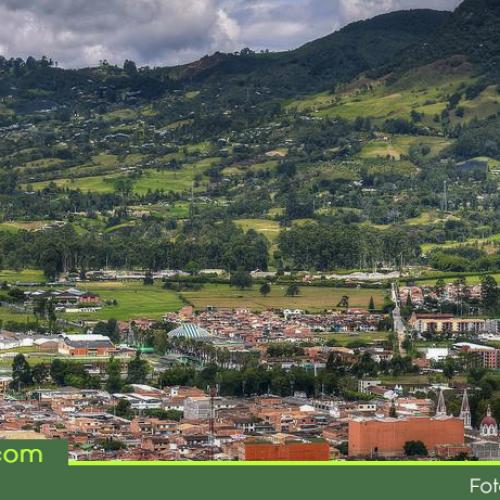 La Ceja es el primer municipio en Colombia en utilizar tecnología de monitoreo urbano de 360 grados