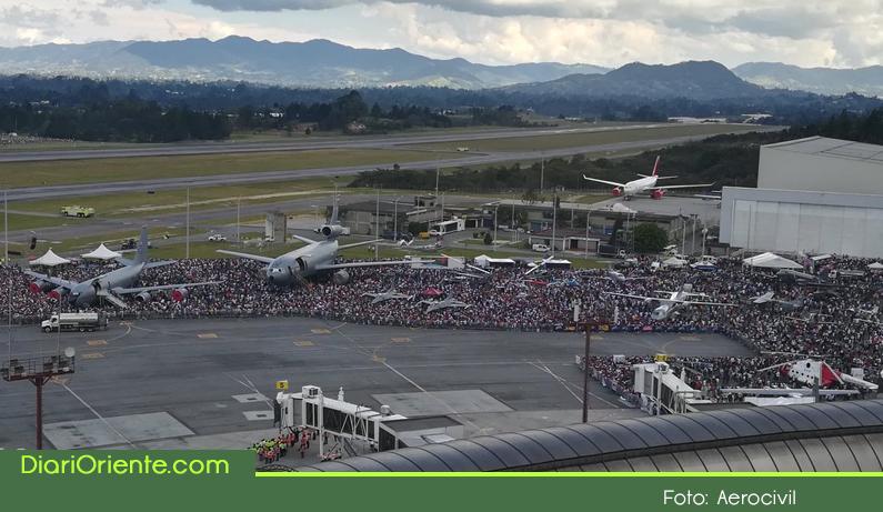 Photo of Culmina con éxito la octava versión de la Feria Aeronáutica Internacional F-AIR Colombia 2017
