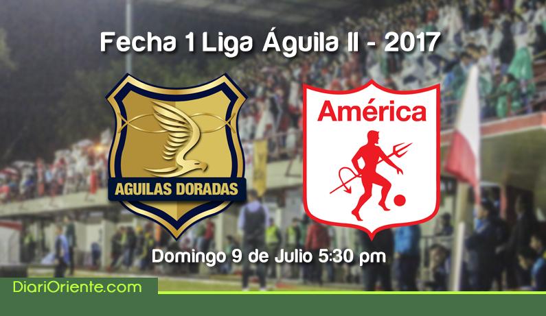 Photo of En el inicio de la Liga, Rionegro Águilas recibe al América en el Alberto Grisales