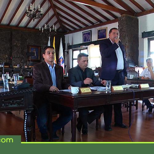 En Rionegro tres concejales se declaran en oposición por diferencias con el gobierno local