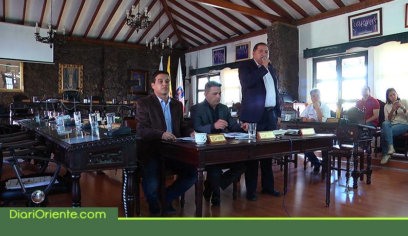 Photo of En Rionegro tres concejales se declaran en oposición por diferencias con el gobierno local