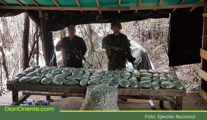 Photo of Autoridades desmantelaron en Concepción un megalaboratorio para el procesamiento de cocaína.