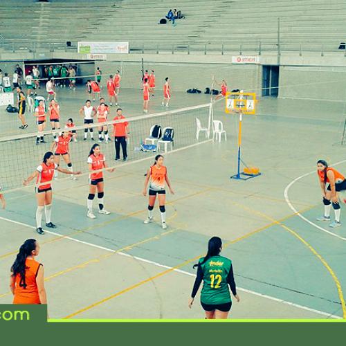Del 20 al 23 de julio en Rionegro se realizará la Copa Nacional de Voleibol Mayores