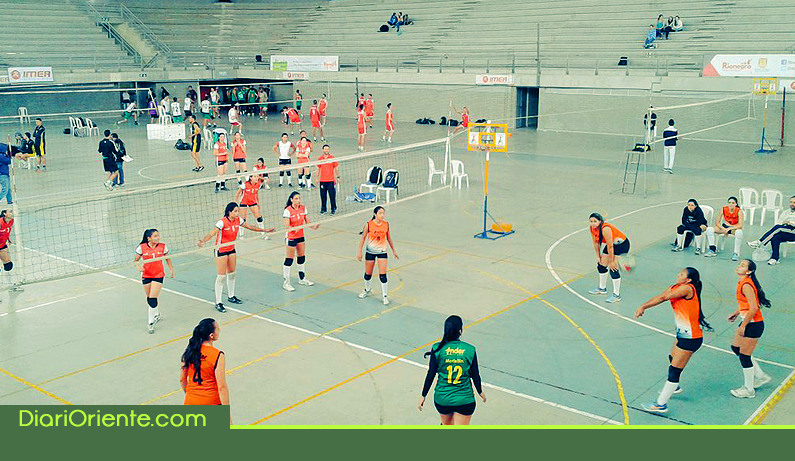 Photo of Este fin de semana Rionegro tendrá los mejores equipos del voleibol colombiano