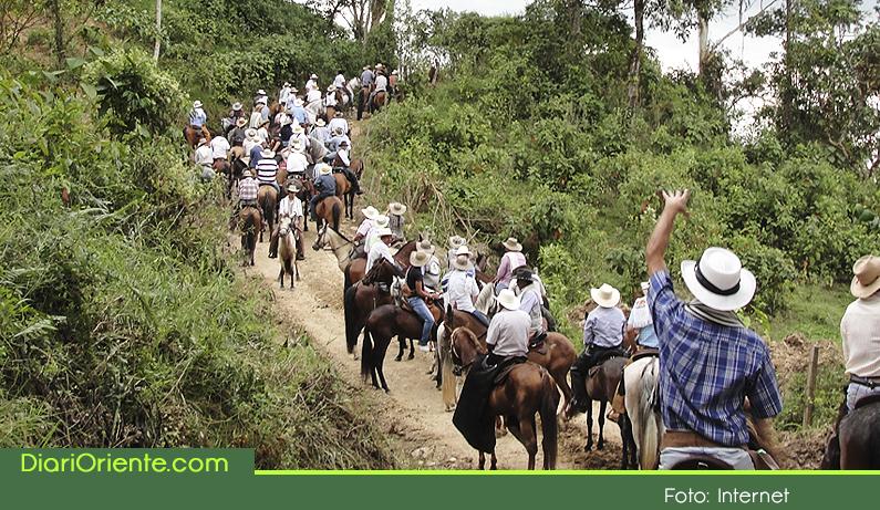 Photo of Entre Rionegro y Guarne se realizará cabalgata, en el marco de la Feria de las Flores