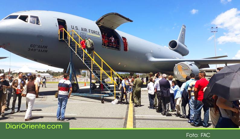 Photo of Rionegro se engalana con el inicio de la octava versión de la F-AIR Colombia