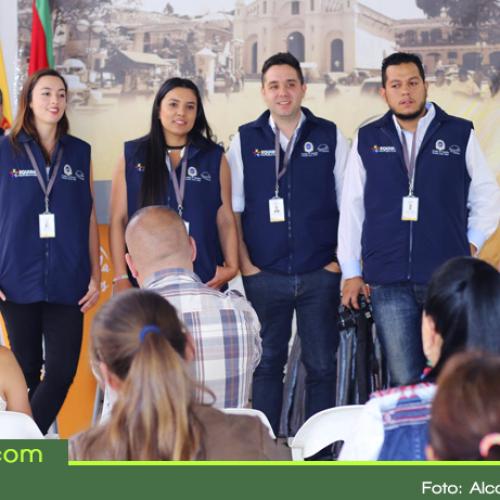 Marinilla ya cuenta con una Unidad Móvil de Derechos Humanos, para atender toda la zona rural.
