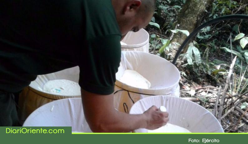 Photo of Destruyen laboratorio de cocaína en San Luis perteneciente al Clan del Golfo