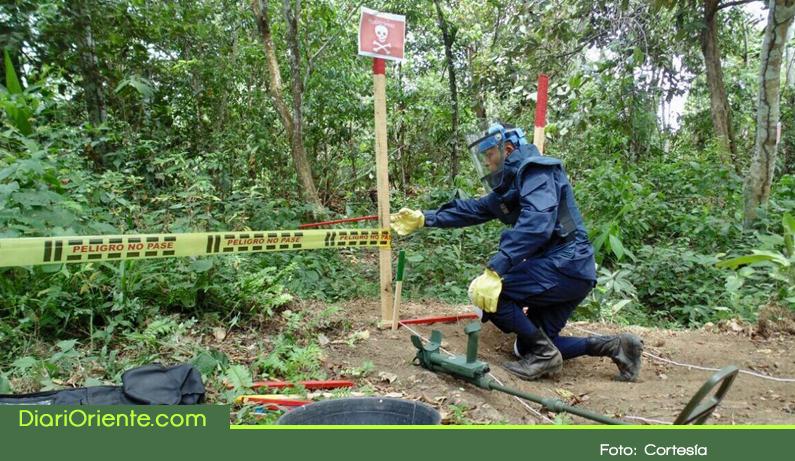 Photo of 14 municipios fueron declarados libres de minas antipersonal, entre ellos Cocorná y El Peñol