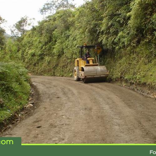 Listo convenio para pavimentar la vía San Vicente-Concepción-Alejandría