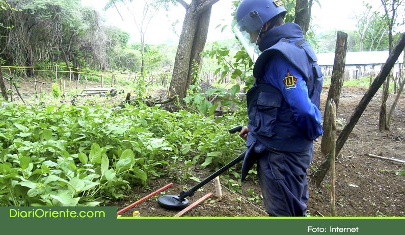 Photo of Este jueves Cocorná será el sexto municipio del Oriente en ser declarado libre de sospecha de minas antipersonal