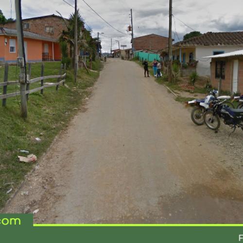 El 15 de agosto comienza la pavimentación de la vía hacia el corregimiento San José en La Ceja