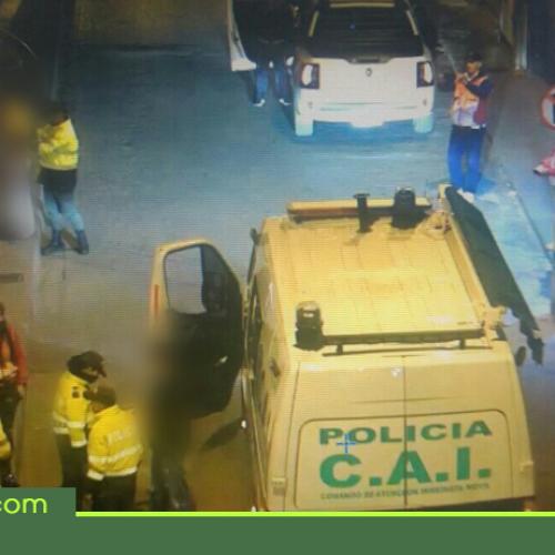 En La Ceja, 11 menores fueron sorprendidos infringiendo decreto que prohíbe circulación en las noches