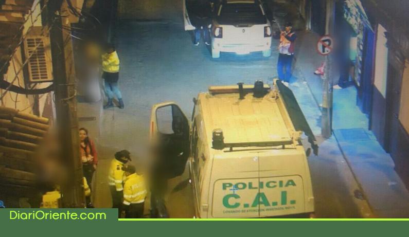 Photo of En La Ceja, 11 menores fueron sorprendidos infringiendo decreto que prohíbe circulación en las noches