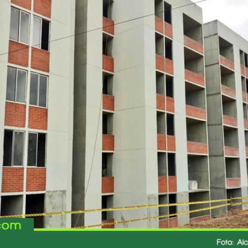 En Rionegro, Se asignaron las primeras 72 viviendas del proyecto Jardín de Cimarronas