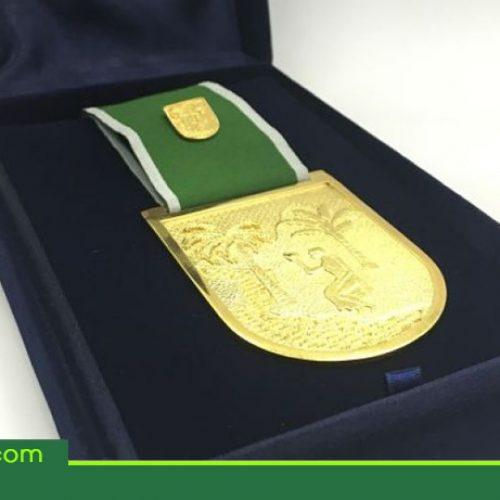 Cámara de comercio del Oriente Antioqueño recibió el Escudo de Oro de la gobernación de Antioquia