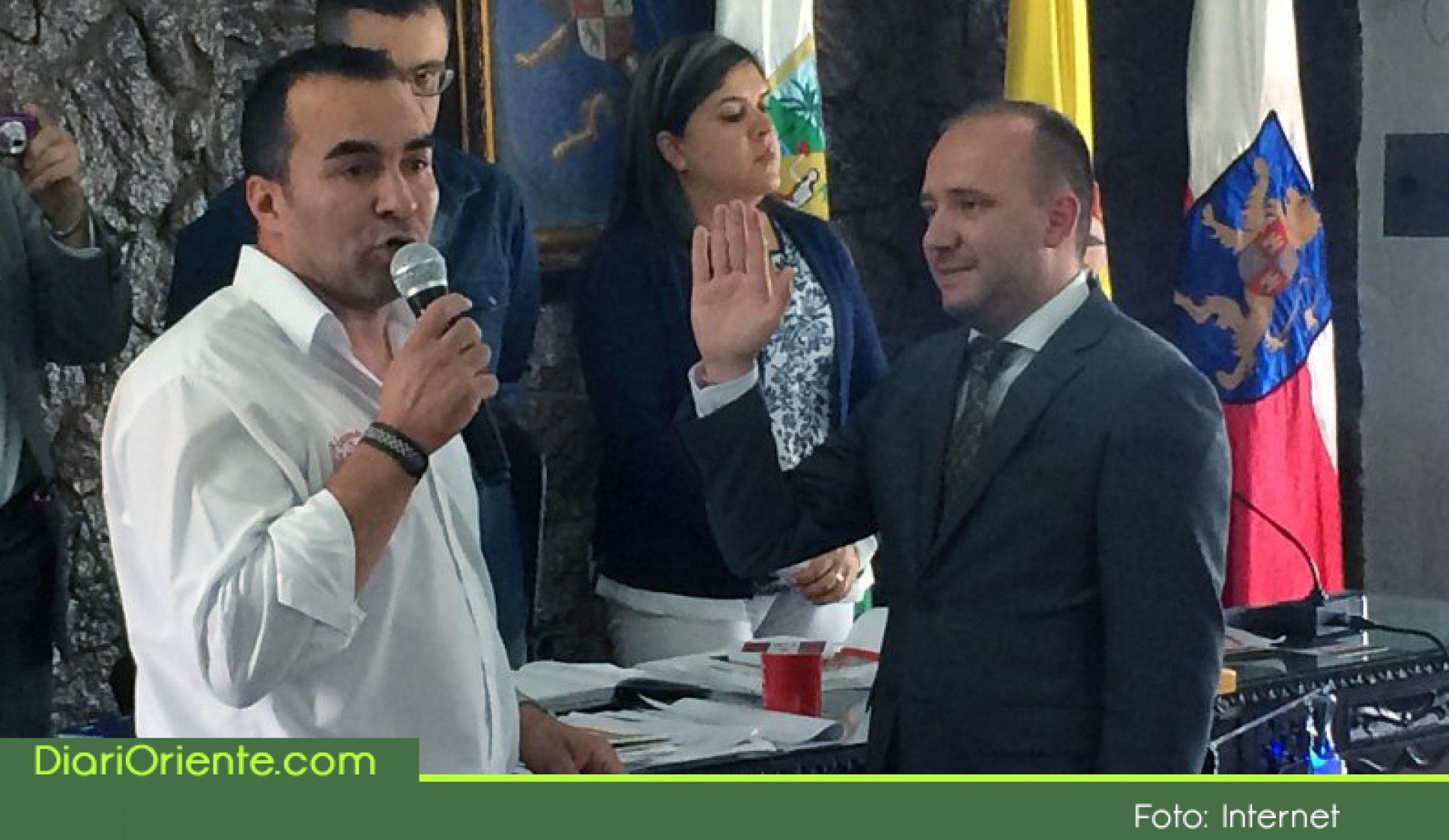 Photo of Consejo de Estado ratifica en segunda instancia elección de Carlos Andrés García como Personero de Rionegro