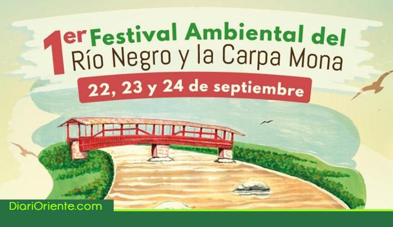 Photo of Este fin de semana primer festival ambiental del Río Negro y la Carpa Mona
