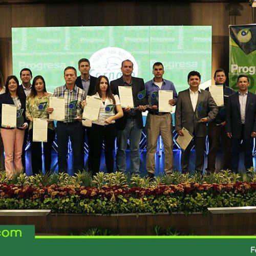 Cornare galardonó el compromiso ambiental de 39 empresas del Oriente Antioqueño