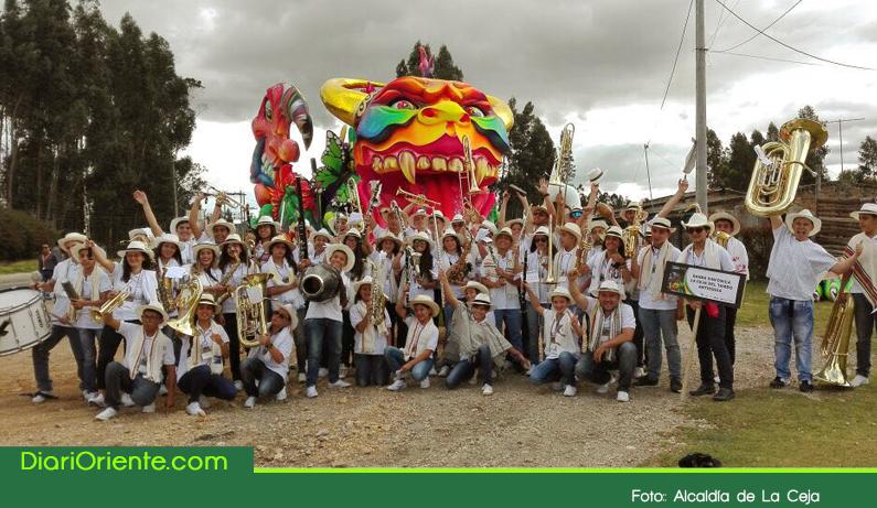 Photo of Banda sinfónica de La Ceja, entre las mejores del país