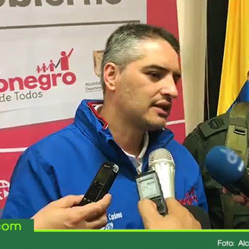 """Capturado alias """"El Gato"""", cabecilla de los Pamplona, peligrosa banda de Rionegro"""