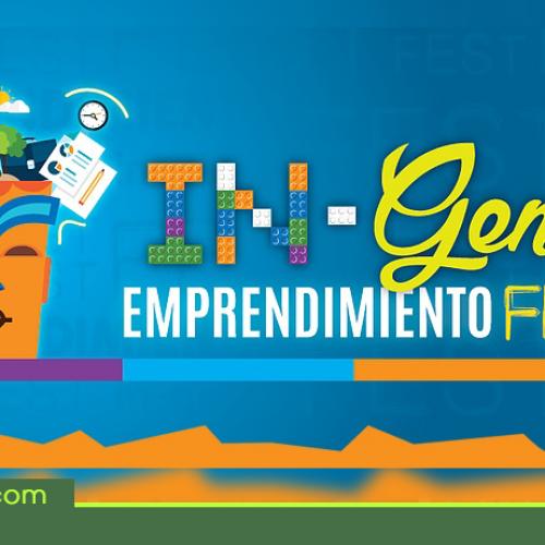 En La Ceja se celebrará In-Genio Emprendimiento Fest, concurso para nuevos talentos emprendedores