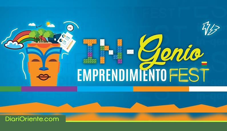 Photo of En La Ceja se celebrará In-Genio Emprendimiento Fest, concurso para nuevos talentos emprendedores