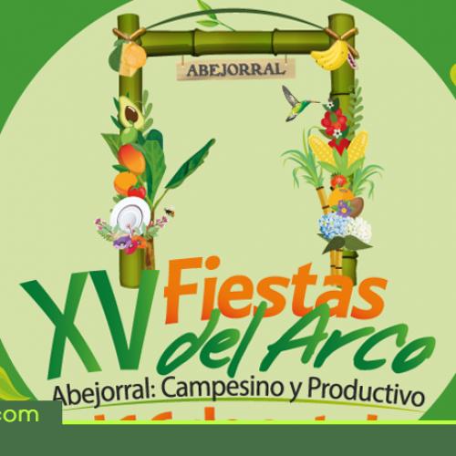 Del 9 al 16 de octubre se realizarán las XV Fiestas del Arco en Abejorral