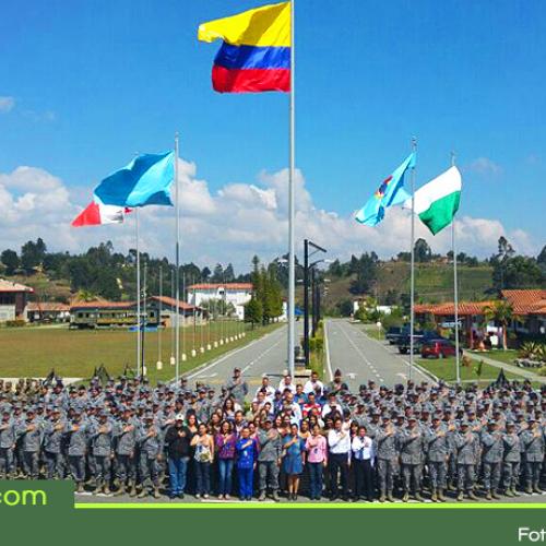 La Base Aérea de Rionegro, Cacom 5, cumple 26 años de servicio al país