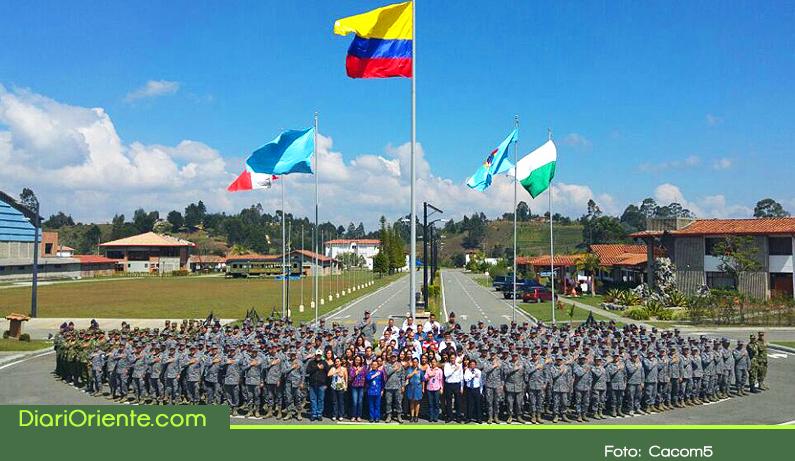 Photo of La Base Aérea de Rionegro, Cacom 5, cumple 26 años de servicio al país