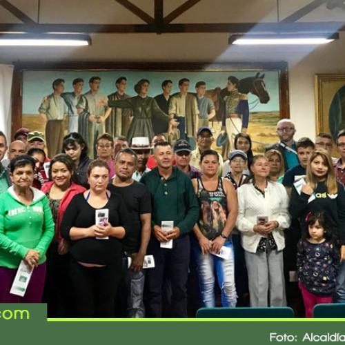 En Marinilla lanzan la estrategia 1.000 Adultos Bachilleres