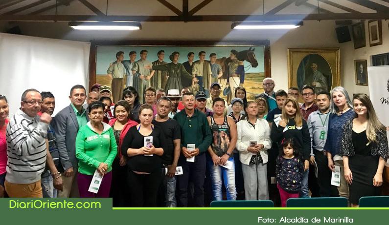Photo of En Marinilla lanzan la estrategia 1.000 Adultos Bachilleres