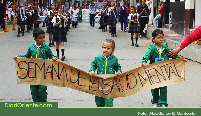 Photo of Del 9 al 13 de octubre en El Santuario se celebra la Semana de la Salud Mental
