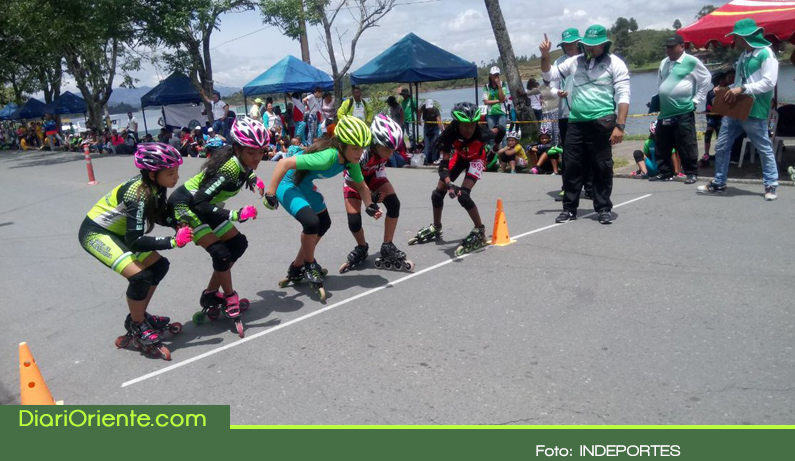 Photo of En Guatapé, terminaron con éxito las competencias de la Final Departamental de los Juegos Deportivos Escolares.