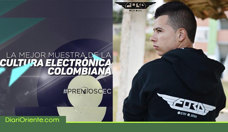 Photo of DJ FoRo de Rionegro nominado a los premios CEC 2017 ¡Entra y ayúdale con tu voto!