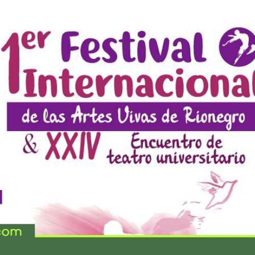 En Rionegro, se realiza el primer Festival Internacional de las Artes Vivas