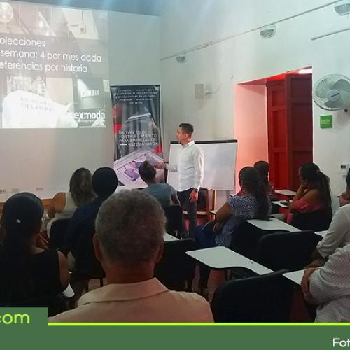 Empresas de Rionegro son beneficiarias del proyecto de fortalecimiento del Sistema Moda en Antioquia.