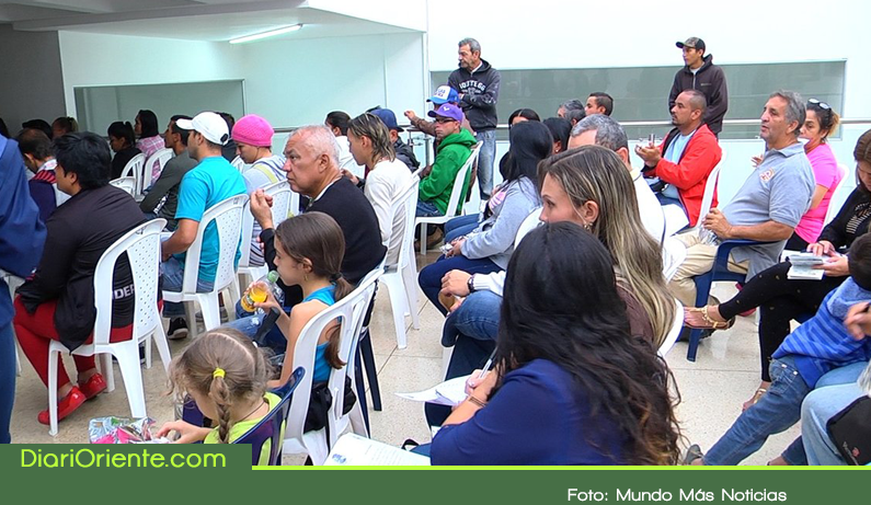 Photo of Venezolanos recibieron asesoría en La Ceja