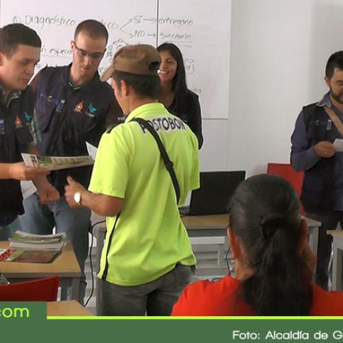 75 familias de Granada del proyecto 'Somos Rurales' recibieron insumos para sus cultivos