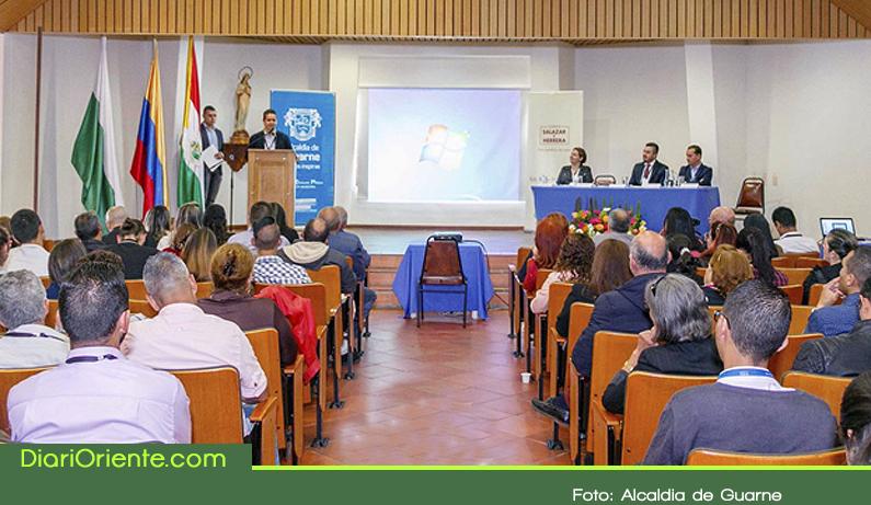 Photo of Con gran éxito se realizó en Guarne el Primer Congreso Internacional de Educación