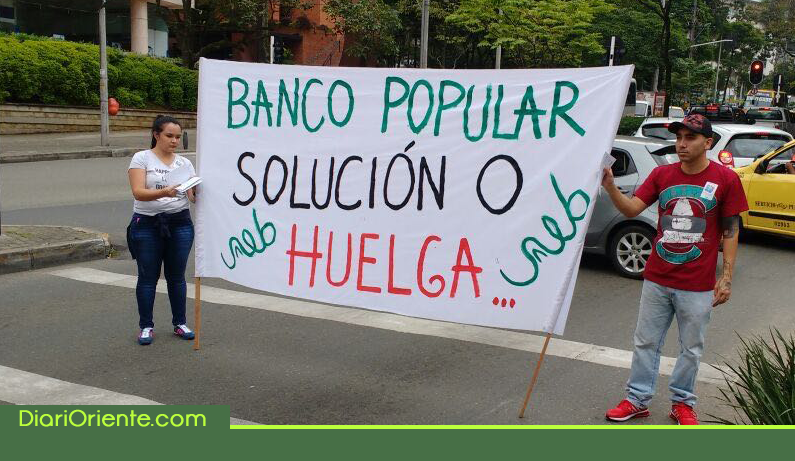 Photo of Aumenta la tensión en el Banco Popular por posible huelga a nivel nacional